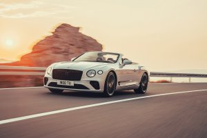Тест-драйв Bentley Continental GTC
