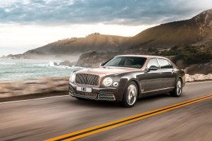 Тест-драйв Bentley Mulsanne