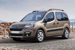 Тест-драйв Citroen Berlingo Multispace