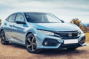 Тест-драйв Honda Civic Хэтчбек