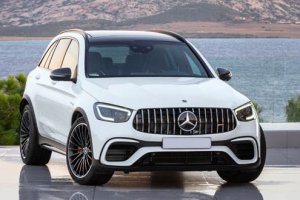 Тест-драйв Mercedes-Benz GLC