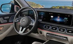 Mercedes-Benz GLS фото