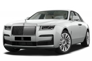 Тест-драйв Rolls-Royce GHOST
