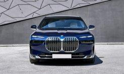 BMW 7 серии фото