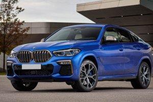 BMW X6 2019-2020 - цена (новая), комплектации и технические характеристики