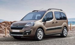 Citroen Berlingo Multispace фото