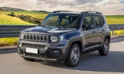 Jeep Renegade фото