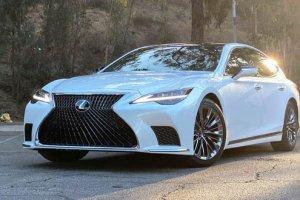 Lexus LS 500 2019-2020 - цена (новая), комплектации и технические характеристики