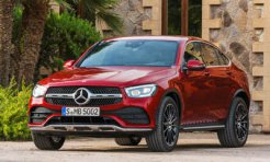 Mercedes-Benz GLC Купе фото