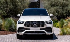 Mercedes-Benz GLE Купе фото
