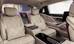 Mercedes-Benz S-Class Maybach фото