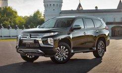 Mitsubishi Pajero Sport фото