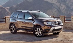 Renault Duster 2018 фото