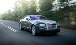 Rolls-Royce DAWN фото