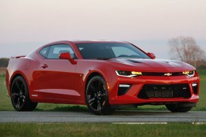 Chevrolet Camaro SS Hennessey HPE1000 Supercharged