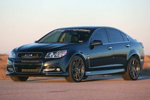 Chevrolet SS Hennessey HPE600 Supercharged