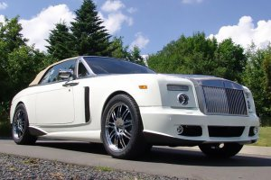 Rolls-Royce Phantom Drophead Coupe Mansory Bel Air