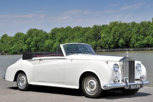 Rolls-Royce Silver Cloud Drophead Coupe Mulliner